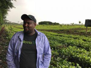 Millennia TEA Boaz Katah Kenya