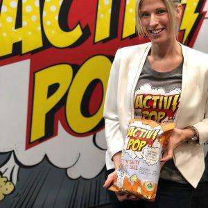 ActivPOP popcorn New Brunswick